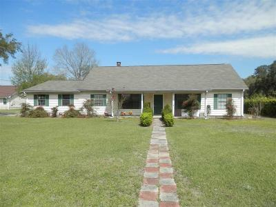 Pensacola Single Family Home For Sale: 5160 Crowson Rd