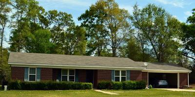Jay Single Family Home For Sale: 7816 Hwy 4