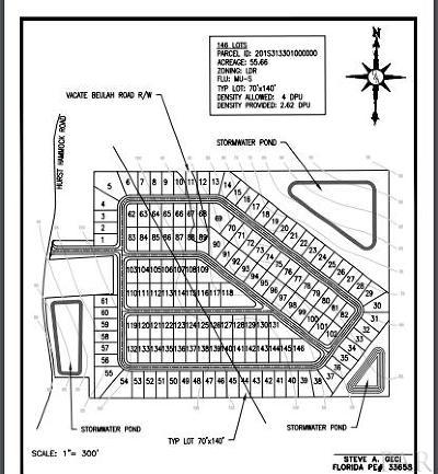 Pensacola Residential Lots & Land For Sale: 6700 Hurst Hammock Rd
