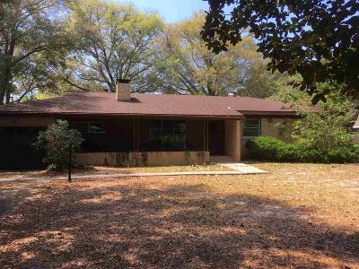 Gulf Breeze Single Family Home For Sale: 35 Highpoint Dr