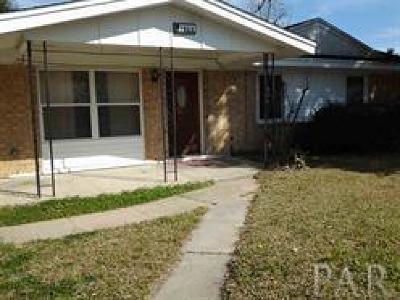 Pensacola Single Family Home For Sale: 1920 Gary Cir