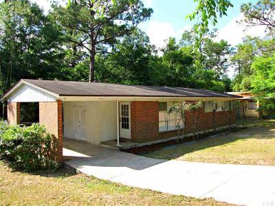 Pensacola, Pensacola Beach Single Family Home For Sale: 5324 Springhill Dr