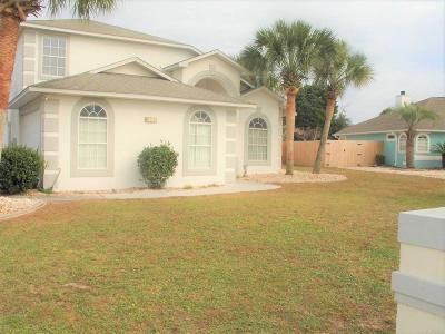 Pensacola Single Family Home For Sale: 412 Palm Lake Dr
