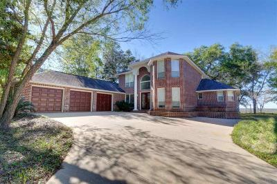 Gulf Breeze Single Family Home For Sale: 5810 East Bay Blvd