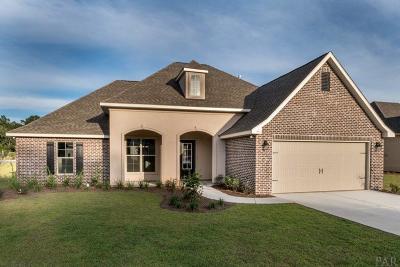 Pensacola Single Family Home For Sale: 8798 Blake Evan Cir
