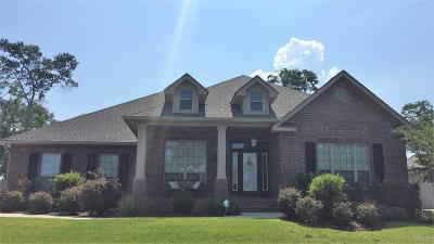 Cantonment Single Family Home For Sale: 2072 Staff Dr