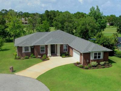 Gulf Breeze Single Family Home For Sale: 3753 Rajah Cv