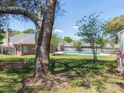 Cantonment Single Family Home For Sale: 1412 Templemore Dr