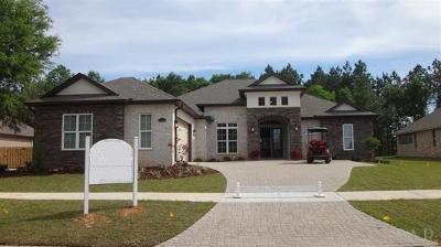 Pensacola Single Family Home For Sale: 6029 Huntington Creek Cir