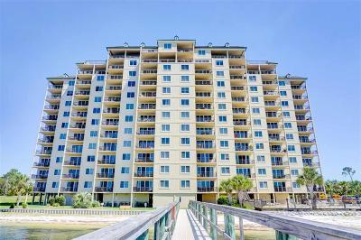 Pensacola, Pensacola Beach, Perdido, Perdido Key, Bagdad, Gulf Breeze, Milton, Navarre, Navarre Beach, Pace Condo/Townhouse For Sale: 10335 Gulf Beach Hwy #407