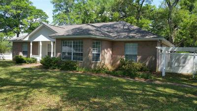 Pensacola Single Family Home For Sale: 1920 John Carroll Dr