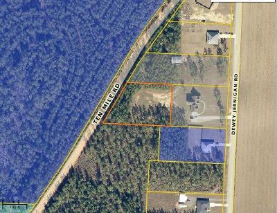 Pace Residential Lots & Land For Sale: Tbd Ten Mile Rd