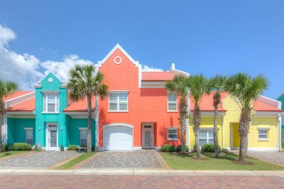 Perdido Key Condo/Townhouse For Sale: 6052 Elysian Ave