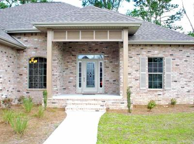 Cantonment Single Family Home For Sale: 2154 Staff Dr