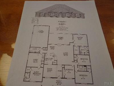 Milton Single Family Home For Sale: 1 Cherry Laurel Dr