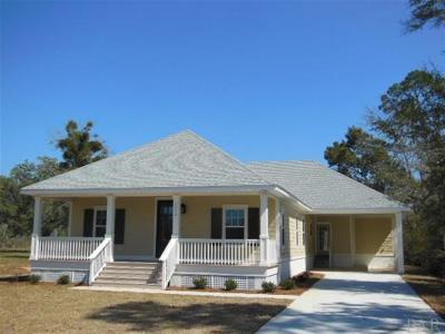Milton Single Family Home For Sale: 3304 Robinson Point Rd