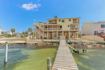 Pensacola Beach Single Family Home For Sale: 1705 Ensenada Uno