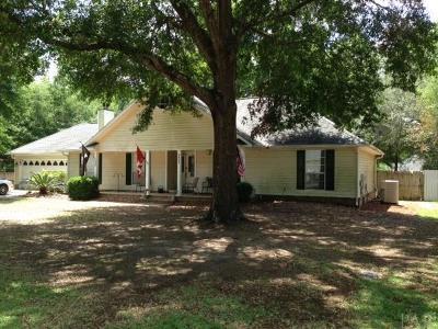 Milton Single Family Home For Sale: 6045 Arnies Way