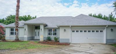 Gulf Breeze Single Family Home For Sale: 4170 Madura Four