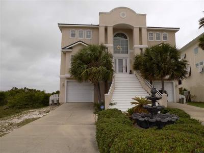 Perdido Key Single Family Home For Sale: 393 Gulfview Ln