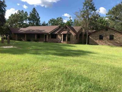 Pace Single Family Home For Sale: 3578 Acy Lowery Rd
