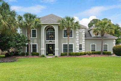 Gulf Breeze Single Family Home For Sale: 1401 Players Club Cir