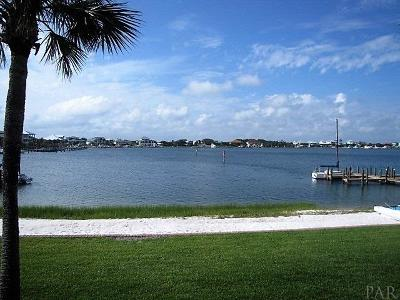 Pensacola Beach Condo/Townhouse For Sale: 404 Ft Pickens Rd