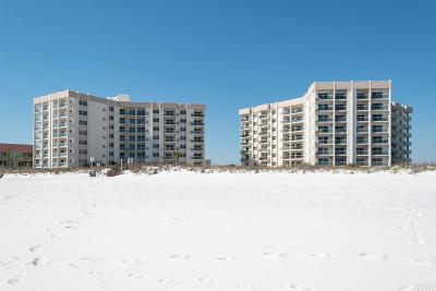 Pensacola Beach Condo/Townhouse For Sale: 1600 Via Deluna Dr #307 E