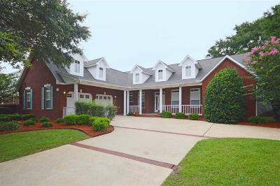 Pace Single Family Home For Sale: 4156 Lancaster Gate Dr