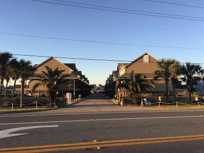 Pensacola, Pensacola Beach, Perdido, Perdido Key, Bagdad, Gulf Breeze, Milton, Navarre, Navarre Beach, Pace Condo/Townhouse For Sale: 17292 Perdido Key Dr #P