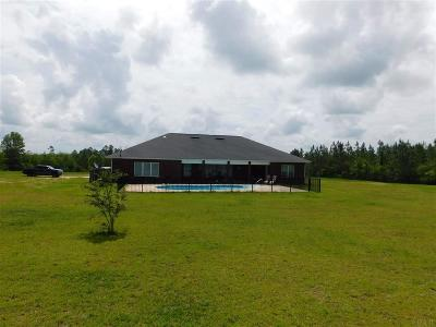 Jay Single Family Home For Sale: 5237 Dobson Rd