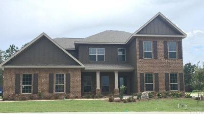 Pace Single Family Home For Sale: 2608 Gemstone Cir