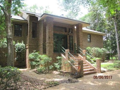 Milton Single Family Home For Sale: 1709 St Marys Bay Dr