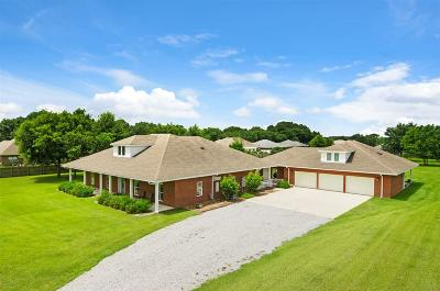 Cantonment Single Family Home For Sale: S 3139 Hwy 97