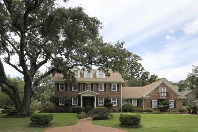 Pensacola Single Family Home For Sale: 4565 Francisco Rd