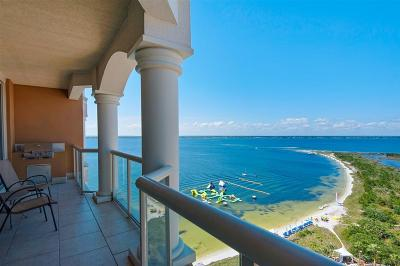 Pensacola Beach Condo/Townhouse For Sale: 4 Portofino Dr #1603