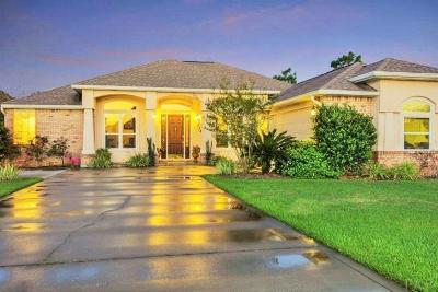Navarre Single Family Home For Sale: 2034 Tampa Blvd