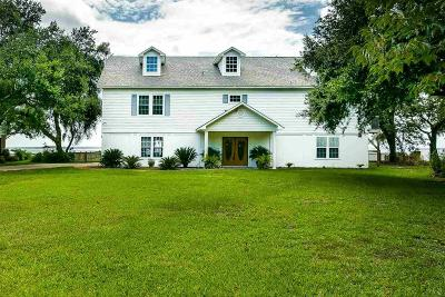 Milton Single Family Home For Sale: 2029 Eventide Rd