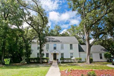 Gulf Breeze Single Family Home For Sale: 314 Andrew Jackson Trl