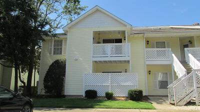Pensacola Condo/Townhouse For Sale: E 601 Burgess Rd #A-7