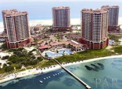 Pensacola Beach Condo/Townhouse For Sale: 2 Portofino Dr #1005
