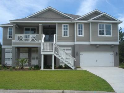 Milton Single Family Home For Sale: 5727 Kailey Rd