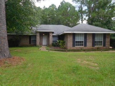 Milton Rental For Rent: 4716 Henry Wilson Creek Dri