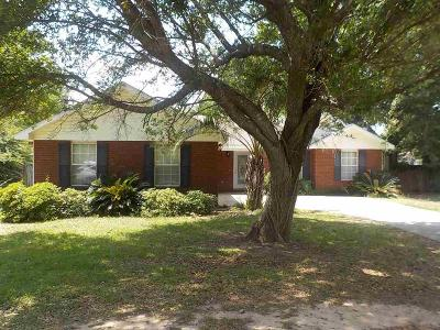 Pace Single Family Home For Sale: 4713 Frontier Rd
