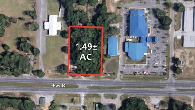 Pace Residential Lots & Land For Sale: 5500 Hwy 90