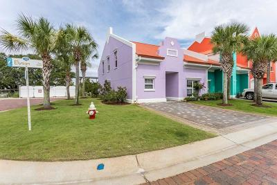 Perdido Key Condo/Townhouse For Sale: 6044 Elysian Ave