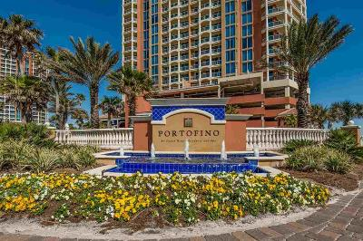 Pensacola Beach Condo/Townhouse For Sale: 3 Portofino Dr #1309