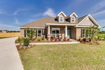 Cantonment Single Family Home For Sale: 296 Nowak Rd