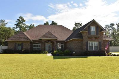 Milton Single Family Home For Sale: 5664 Heatherton Rd