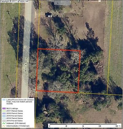 Jay Residential Lots & Land For Sale: 4960 Beck Ave